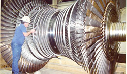 Turbine Inspection | First Quality Solutions
